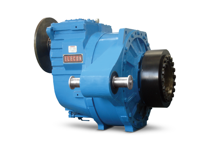 Wind turbine gearboxes
